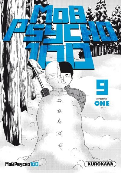 MOB PSYCHO 100 - TOME 9 - VOL9